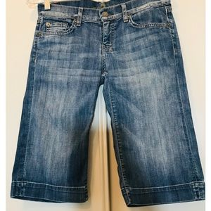 7 for all man kind Crop Jeans Style S2024905 490S